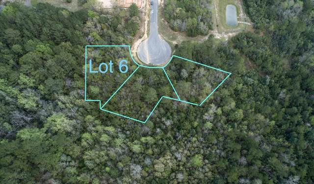 Lot 8 Marigold Loop, Crestview, FL 32539 (MLS #843676) :: Scenic Sotheby's International Realty