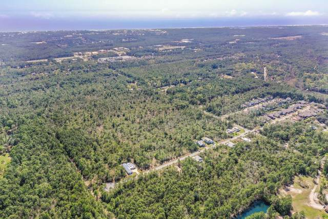 Lot 17 Madie Lane, Santa Rosa Beach, FL 32459 (MLS #843683) :: Berkshire Hathaway HomeServices Beach Properties of Florida