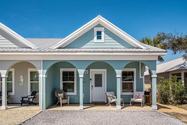 103 N 35th Street C, Mexico Beach, FL 32410 (MLS #843692) :: Scenic Sotheby's International Realty
