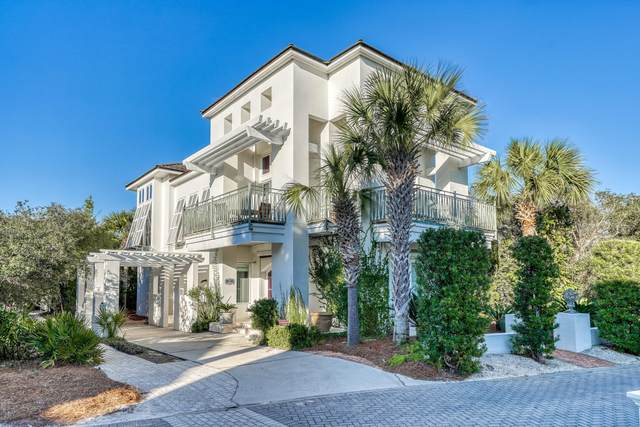 65 Jasmine Circle, Santa Rosa Beach, FL 32459 (MLS #843725) :: Scenic Sotheby's International Realty