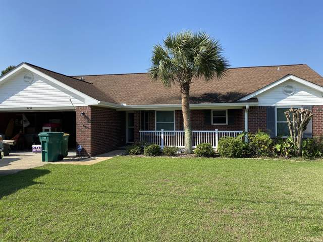 8236 Hartington Drive, Navarre, FL 32566 (MLS #843734) :: Coastal Luxury