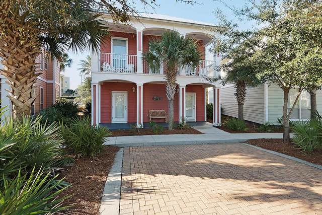 13 Cottage Row, Miramar Beach, FL 32550 (MLS #843735) :: Berkshire Hathaway HomeServices Beach Properties of Florida