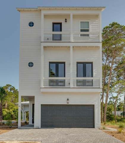 LOT 37 Valdare Lane, Inlet Beach, FL 32461 (MLS #843744) :: Engel & Voelkers - 30A Beaches