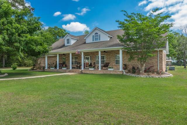 5995 Jack Stokes Road, Baker, FL 32531 (MLS #843749) :: RE/MAX By The Sea