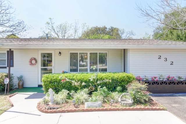 232 NW Shumpert Street, Fort Walton Beach, FL 32548 (MLS #843783) :: ENGEL & VÖLKERS