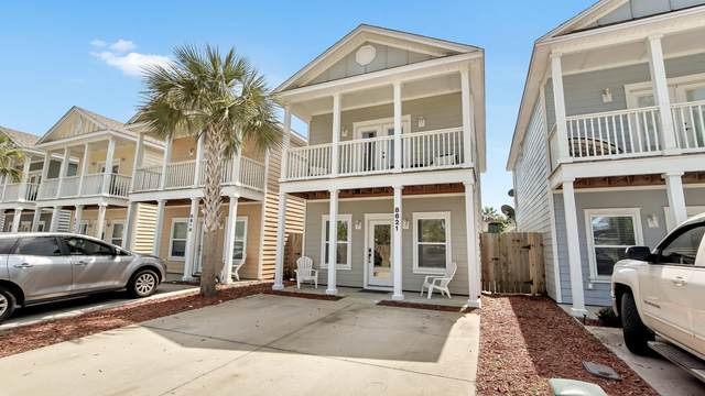 8621 Marlin Place #14, Panama City Beach, FL 32408 (MLS #843791) :: RE/MAX By The Sea