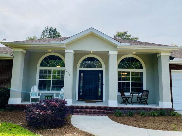 1011 Crooked Creek Cove, Niceville, FL 32578 (MLS #843869) :: 30a Beach Homes For Sale