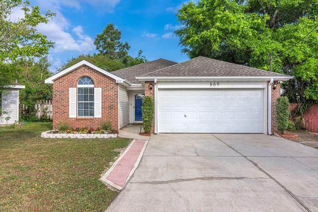 669 Jerrells Avenue, Fort Walton Beach, FL 32547 (MLS #843873) :: Keller Williams Emerald Coast