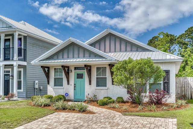 3712 Tiki Drive, Panama City Beach, FL 32408 (MLS #843912) :: Keller Williams Emerald Coast