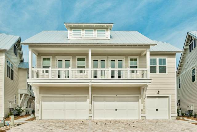 156 E Pine Lands Loop C, Inlet Beach, FL 32461 (MLS #843919) :: Berkshire Hathaway HomeServices Beach Properties of Florida
