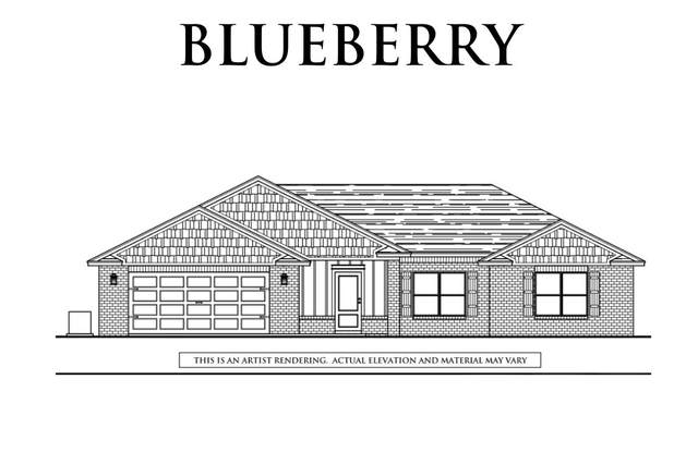 7164 Blueberry Lane, Navarre, FL 32566 (MLS #843922) :: Berkshire Hathaway HomeServices Beach Properties of Florida