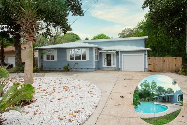 270 NE Beachview Drive, Fort Walton Beach, FL 32547 (MLS #843931) :: Berkshire Hathaway HomeServices Beach Properties of Florida