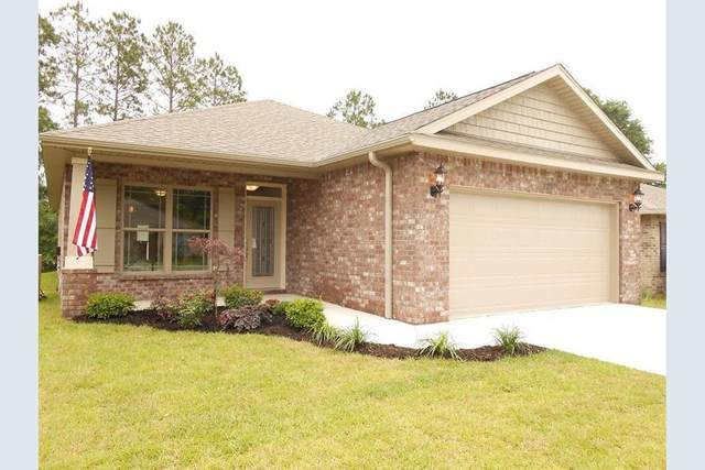 228 January Court, Crestview, FL 32539 (MLS #843932) :: Berkshire Hathaway HomeServices Beach Properties of Florida