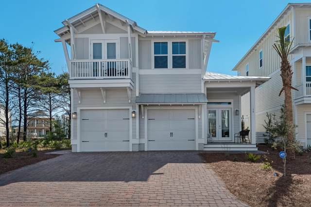 38 E Crabbing Hole Lane, Inlet Beach, FL 32461 (MLS #843952) :: Engel & Voelkers - 30A Beaches