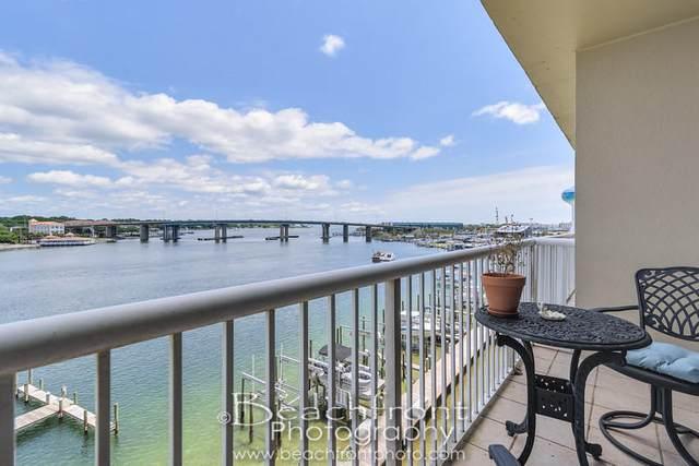 321 Bream Avenue Unit 504, Fort Walton Beach, FL 32548 (MLS #843956) :: Berkshire Hathaway HomeServices PenFed Realty