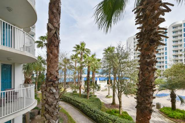 4207 Indian Bayou Trail #2211, Destin, FL 32541 (MLS #844048) :: Berkshire Hathaway HomeServices Beach Properties of Florida