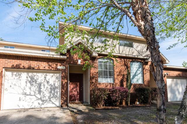 2120 Hadleigh Hills Ct Court, Navarre, FL 32566 (MLS #844054) :: Back Stage Realty