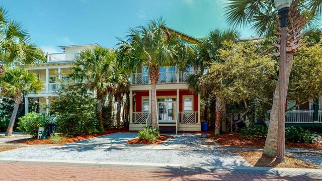 117 E Lifeguard Loop, Inlet Beach, FL 32461 (MLS #844059) :: Engel & Voelkers - 30A Beaches