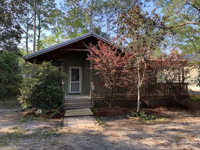135 W Georgie Street, Santa Rosa Beach, FL 32459 (MLS #844066) :: Linda Miller Real Estate