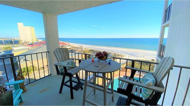 8815 Thomas Drive Unit 605, Panama City Beach, FL 32408 (MLS #844104) :: Coastal Luxury