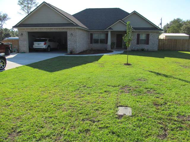 4786 Primrose Street, Crestview, FL 32539 (MLS #844109) :: Counts Real Estate Group