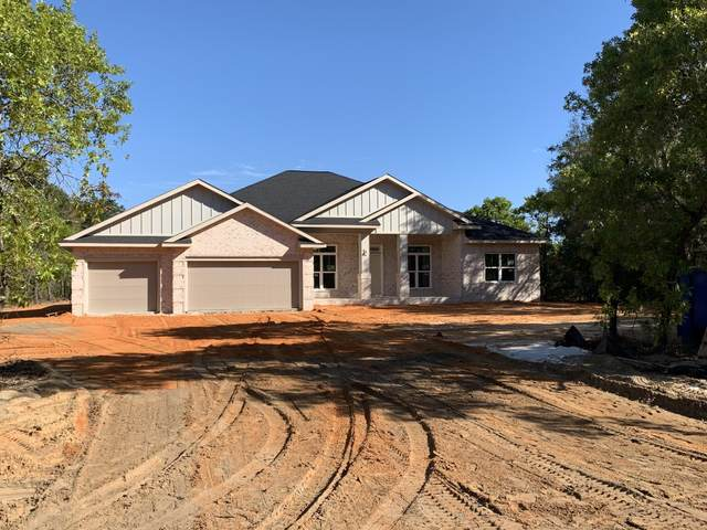 9517 Acorn Lane, Navarre, FL 32566 (MLS #844117) :: Berkshire Hathaway HomeServices PenFed Realty