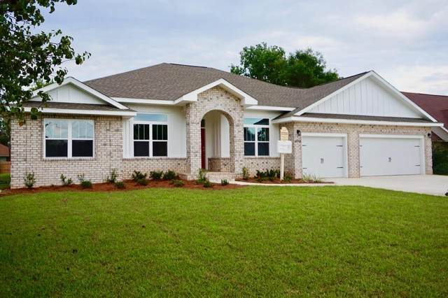1944 Seagrape Drive, Navarre, FL 32566 (MLS #844118) :: Berkshire Hathaway HomeServices PenFed Realty
