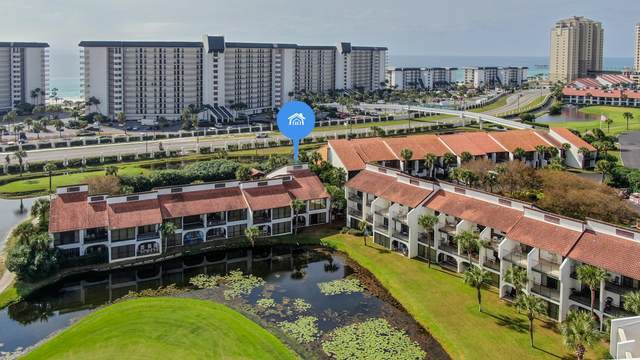 520 Richard Jackson Boulevard #407, Panama City Beach, FL 32407 (MLS #844123) :: The Beach Group