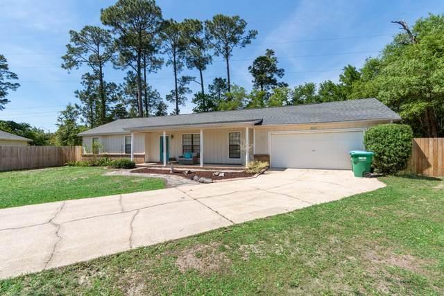 2644 Settlers Way, Gulf Breeze, FL 32563 (MLS #844141) :: Classic Luxury Real Estate, LLC