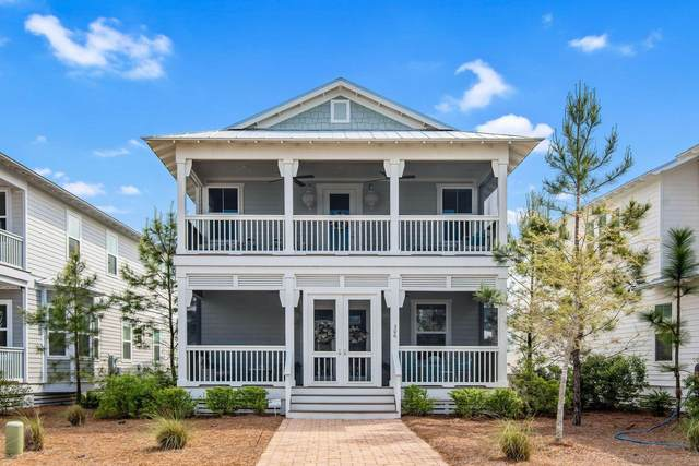 306 Flatwoods Forest Loop, Santa Rosa Beach, FL 32459 (MLS #844160) :: RE/MAX By The Sea