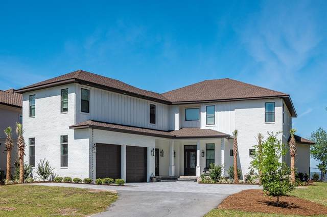 495 Driftwood Point Road, Santa Rosa Beach, FL 32459 (MLS #844172) :: RE/MAX By The Sea