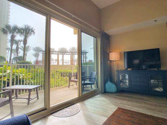 9900 S Thomas Drive Unit 116, Panama City, FL 32408 (MLS #844183) :: Linda Miller Real Estate