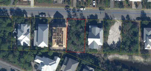 Lot 94 Morgan's Trail, Santa Rosa Beach, FL 32459 (MLS #844203) :: Linda Miller Real Estate