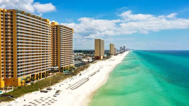 17739 Front Beach Road 407W, Panama City Beach, FL 32413 (MLS #844230) :: Linda Miller Real Estate