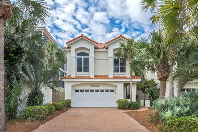 22219 Front Beach Road, Panama City Beach, FL 32413 (MLS #844237) :: The Beach Group