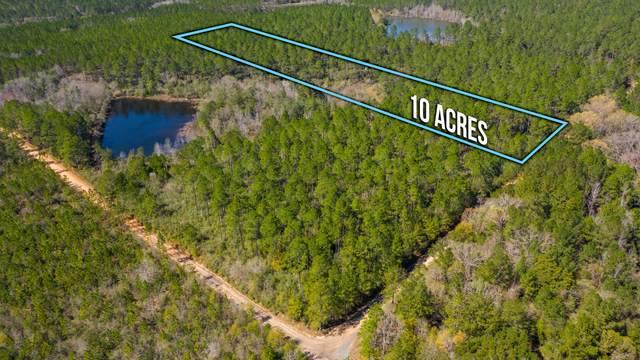 10 ACRES Buck Tyner, Laurel Hill, FL 32567 (MLS #844246) :: Coastal Luxury