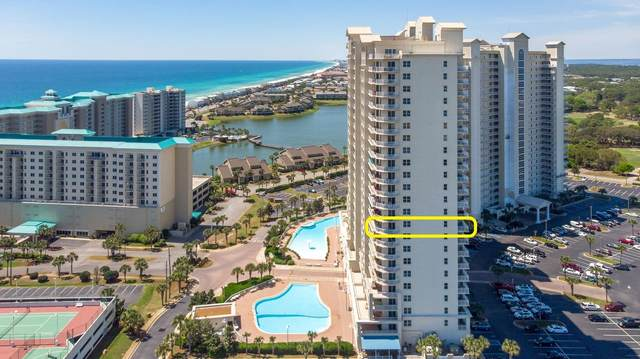 112 Seascape Drive Unit 1001, Miramar Beach, FL 32550 (MLS #844248) :: RE/MAX By The Sea
