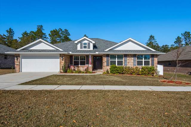 2422 Genevieve Way, Crestview, FL 32536 (MLS #844282) :: ENGEL & VÖLKERS