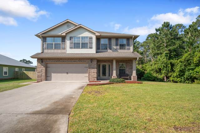 1855 Twin Pine Boulevard, Gulf Breeze, FL 32563 (MLS #844305) :: Classic Luxury Real Estate, LLC