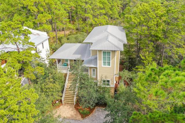 135 Wilderness Way, Santa Rosa Beach, FL 32459 (MLS #844326) :: The Beach Group