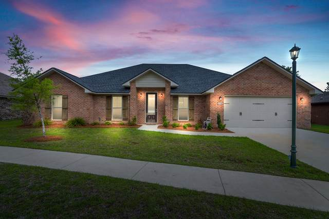 4734 Chanson Crossing, Crestview, FL 32539 (MLS #844384) :: RE/MAX By The Sea