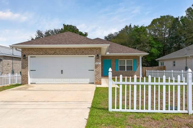 636 Ginkgo Avenue, Niceville, FL 32578 (MLS #844399) :: Linda Miller Real Estate