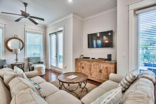 111 E Milestone Drive Unit A, Inlet Beach, FL 32461 (MLS #844435) :: Berkshire Hathaway HomeServices Beach Properties of Florida
