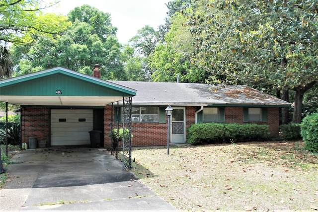 407 James Avenue, Valparaiso, FL 32580 (MLS #844559) :: Classic Luxury Real Estate, LLC