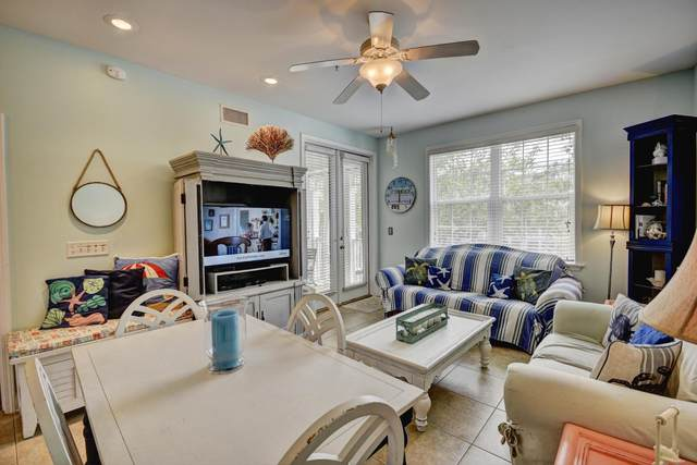 87 Village Boulevard Unit 523, Santa Rosa Beach, FL 32459 (MLS #844619) :: Coastal Luxury