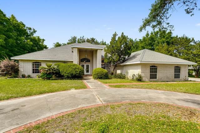 807 Bay Cliffs Road, Gulf Breeze, FL 32561 (MLS #844623) :: Classic Luxury Real Estate, LLC