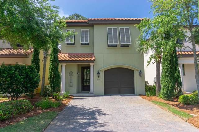 1845 Boardwalk Drive, Miramar Beach, FL 32550 (MLS #844675) :: Scenic Sotheby's International Realty