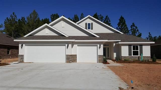 8115 Silver Maple Drive, Milton, FL 32583 (MLS #844696) :: Classic Luxury Real Estate, LLC