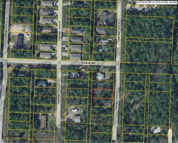 Lot 3 E. 6th Street Street, Santa Rosa Beach, FL 32459 (MLS #844706) :: Classic Luxury Real Estate, LLC