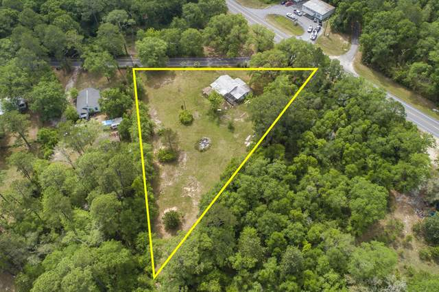 336 Blueberry Road, Freeport, FL 32439 (MLS #844710) :: Berkshire Hathaway HomeServices Beach Properties of Florida